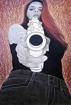 Seven Deadly Sins - Wrath by Lynet McDonald