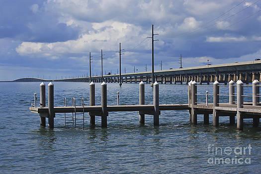 Sophie Vigneault - Seven Miles Bridge Florida