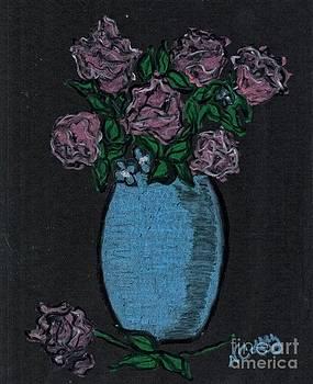 Seven Roses by Neil Stuart Coffey