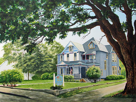 Seven Sisters Inn Ocala Florida by Richard Devine