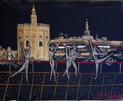 Sevilla by Jose Luis Villagran Ortiz