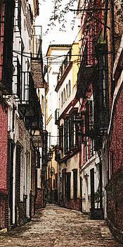 Angela Bonilla - Seville Alley