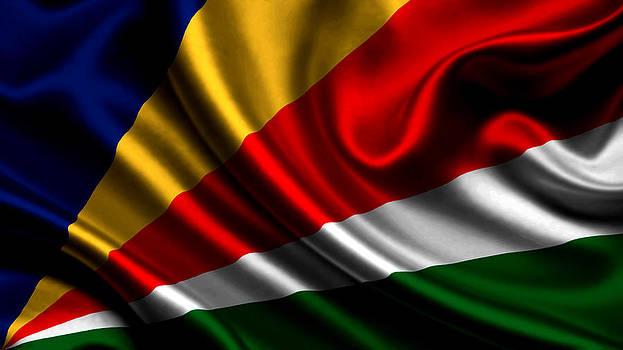 Valdecy RL - Seychelles Flag