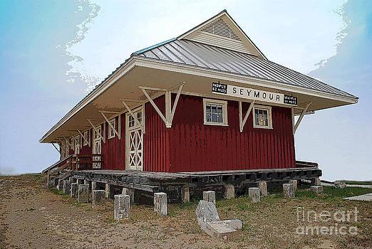 Jost Houk - Seymour Indiana Train Station