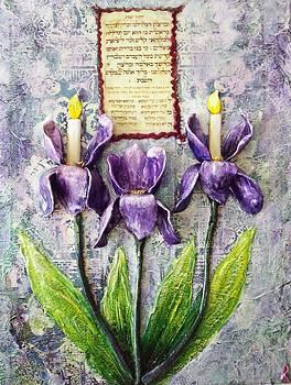 Shabbat by Raya Finkelson
