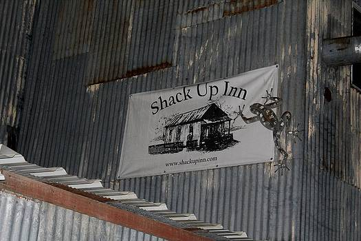 Shack Up Inn by Suzanne  McClain