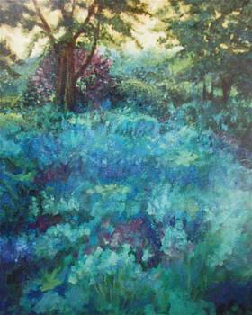 Shade Garden by Sherri Anderson