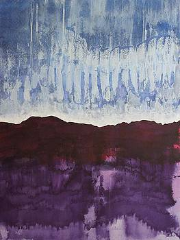 Shades of New Mexico original painting by Sol Luckman