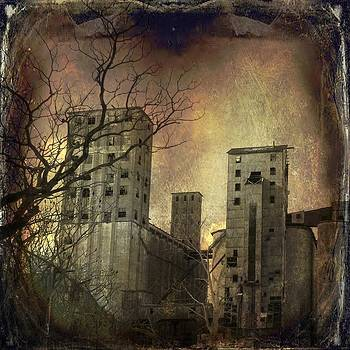 Gothicrow Images - Shades Of Time Cityscape