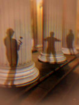 Shadow play by Li   van Saathoff