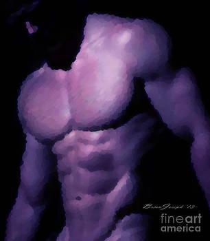 Shadowed Torso by Brian Joseph