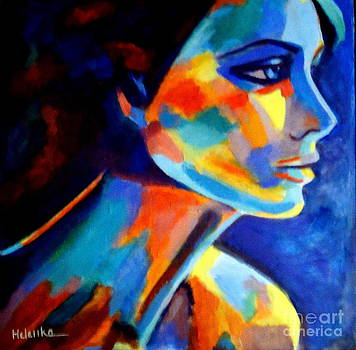 Shadows and silence by Helena Wierzbicki