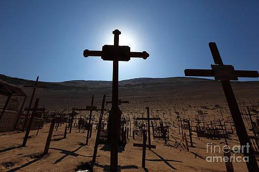 James Brunker - Shadows of Death in the Desert 1