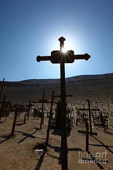 James Brunker - Shadows of Death in the Desert 2