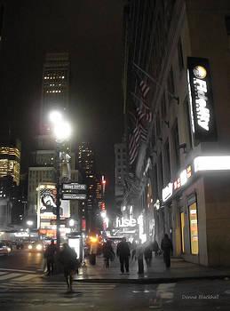Donna Blackhall - Shadows of Manhattan