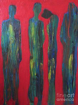Shadows of Penitence by Omar Hafidi