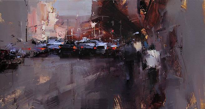 Shadowy Side by Tibor Nagy