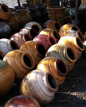 Shady Jars by Jerry Moffett