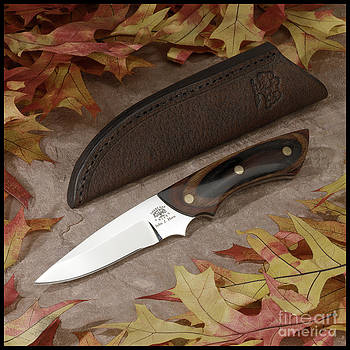 Shady Oak Knife-FAA by Gary Gingrich Galleries