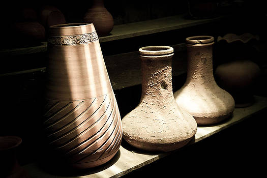 Shaker crafts by Suphakit Wongsanit
