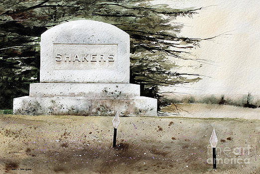 Shakers by Monte Toon