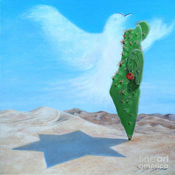 Shalom  by Miki Karni