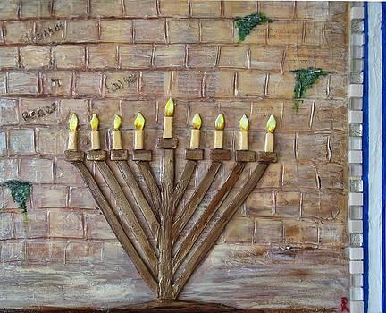 Chanukah of Peace by Raya Finkelson