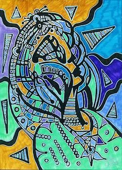 Shaman Spirit by Michelle Villarreal