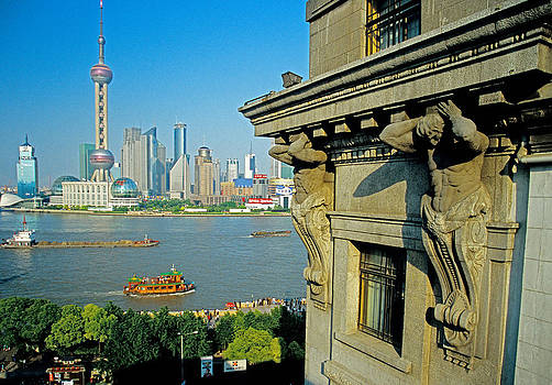 Dennis Cox ChinaStock - Shanghai old and new