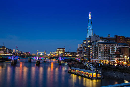 Shard View by Fiona Messenger