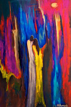 Shared ecstasy by Stella Maris Jurado