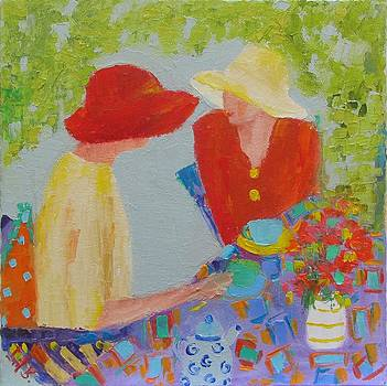 Sharing Secrets by Irit Bourla