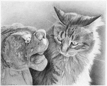 Sharing Secrets by Sandra Weiner