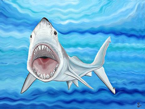 Shark by Yabette Swank