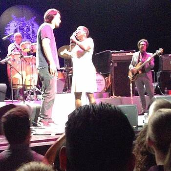 Sharon Jones Was So Amazing Last Night! by David S Chang