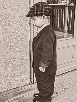 Kristie  Bonnewell - Sharp Dressed Man