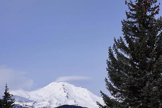Baslee Troutman - Shasta Mountain Scenic Photography Art