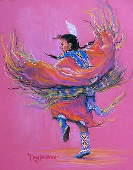 Shawl Dancer by Tanja Ware
