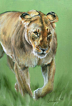 She Prowls by Sarah Soward