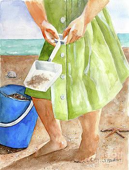 She Sells Sea Shells by Sheryl Heatherly Hawkins