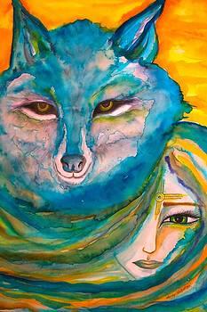 She wolf by Marley Art