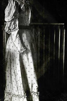 She Wore a Flowered Dress by Sharon Kalstek-Coty