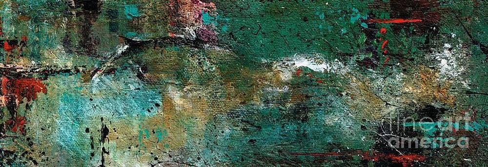 Sheer Horse by Frances Marino