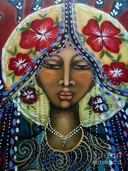 Shekinah Rising  by Maya Telford