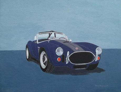 Shelby Cobra by Henry Hargrove