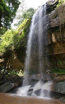 Sheldrick Falls by Olaf Christian