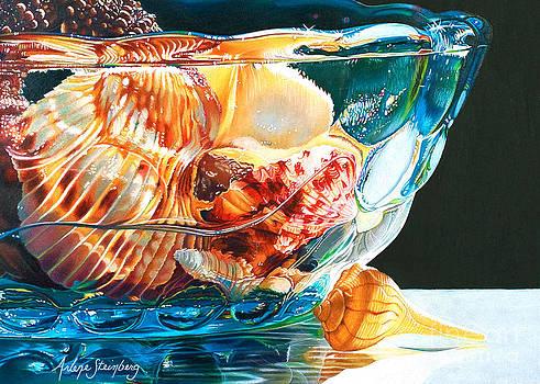 Shell Game by Arlene Steinberg