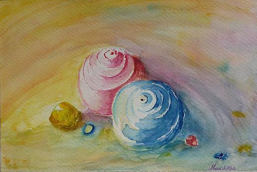 Shell Shine by Monishikha RoyChoudhury