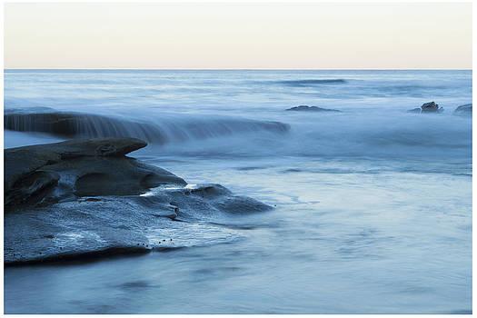 Shelley beach by Debra Simms