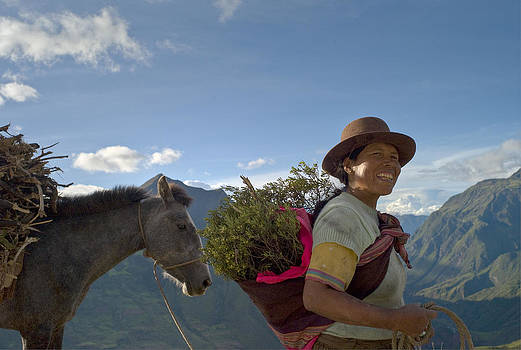Shepherdess by Tina Manley
